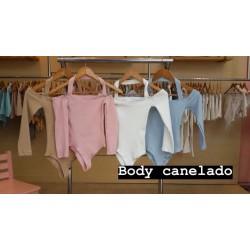Body canelado